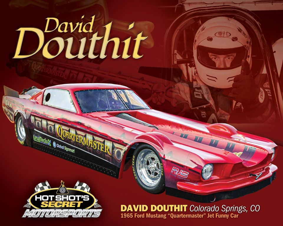 Douthit Motorsports Embarking on 35 Year Jet Car Anniversary Tour