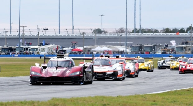 Rolex 24 Offers Stars and Cars This Weekend
