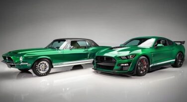 The Green Hornet Returns to Ford History
