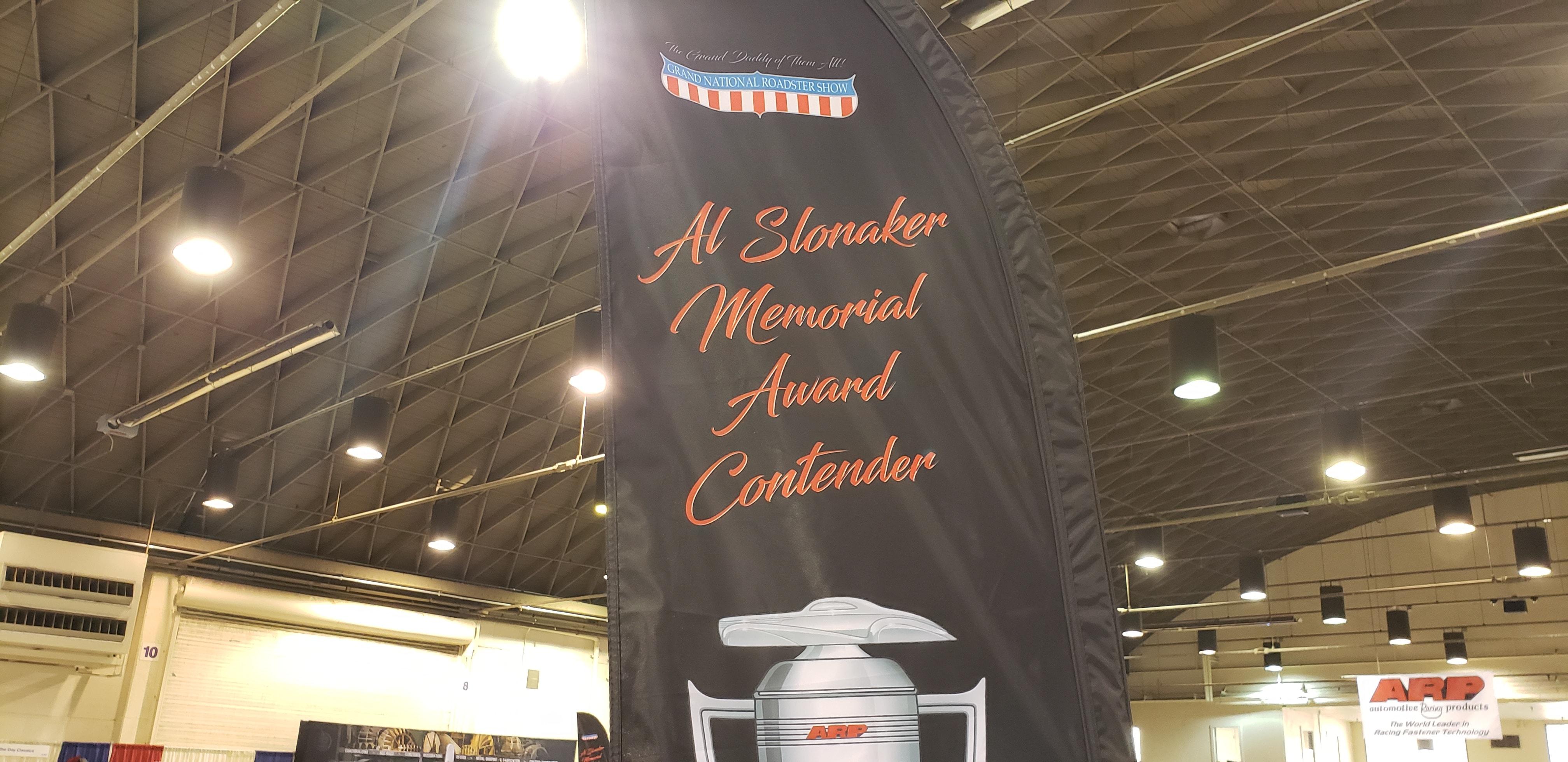 Al Slonaker Memorial Contenders