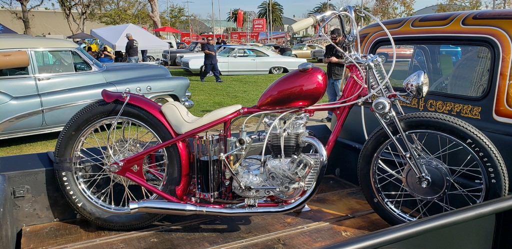 2020 Grand National Roadster Show