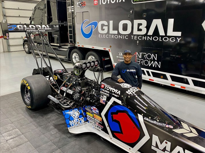 DSR, Antron Brown Launch AB Motorsports