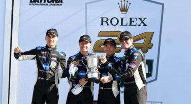 Wayne Taylor Racing Earns Second Consecutive Rolex 24 Win