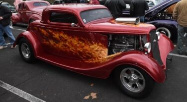 Gallery: New Year's Day Car Show