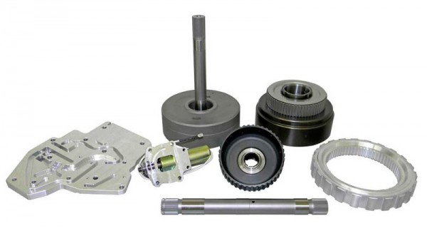 Hughes Performance Two-Stage System for TH400