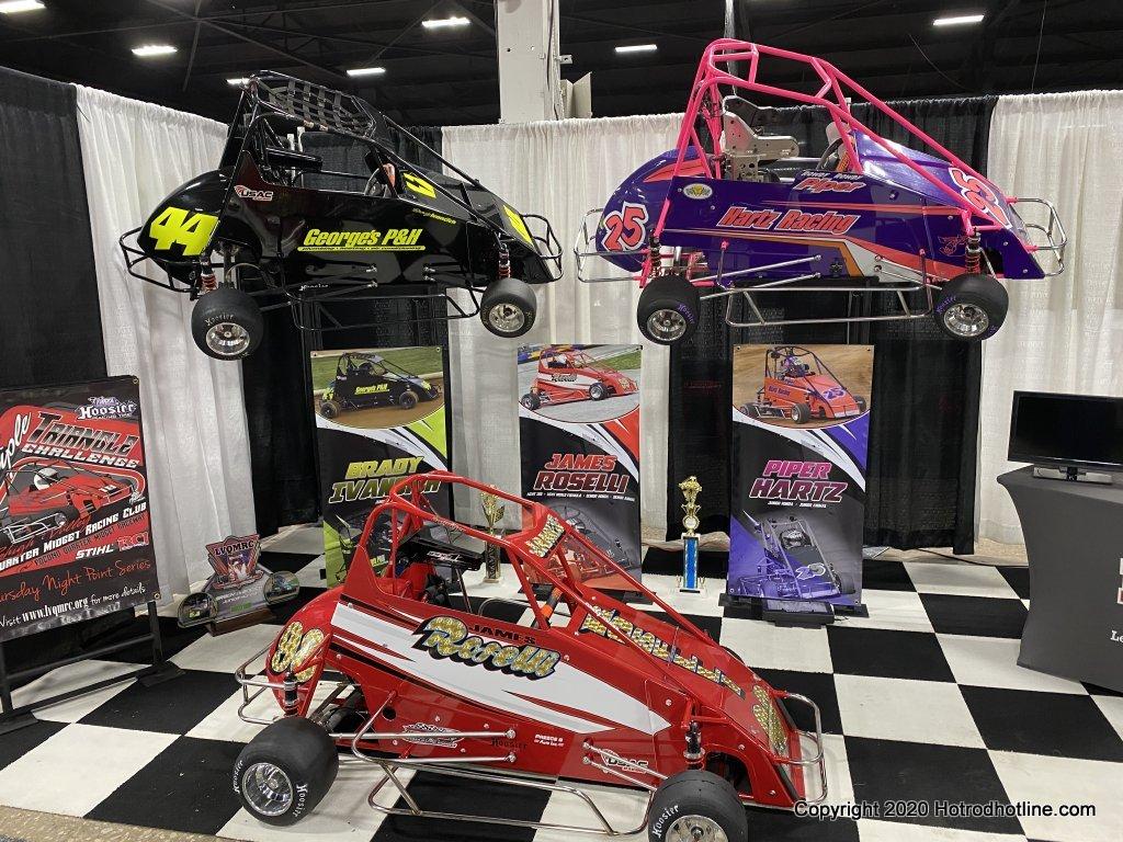 Gallery: Pioneer Pole Buildings Motorsports Race Car & Trade Show