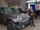 Jeep Gladiator Named North American Truck and Car of Year