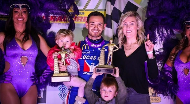 Kyle Larson Kicks Off 2020 Race Season with Victory at Lucas Oil Chili Bowl Nationals