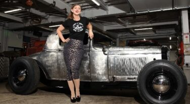 Mitzi's Pinup Corner: GNRS Trophy Girl Finalists Part II