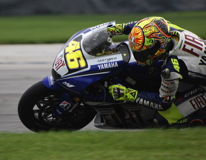 Yamaha Changing Moto GP Lineup