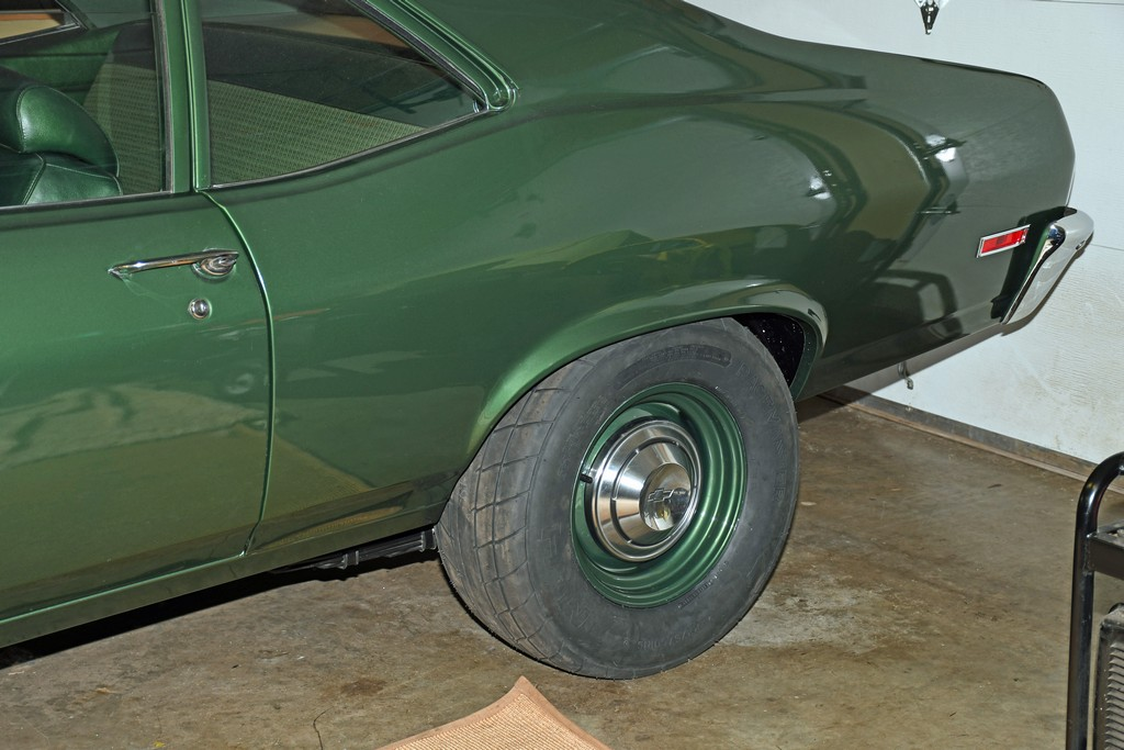 Rotate the Earth: Revisiting Drag Radial Tires Part 1