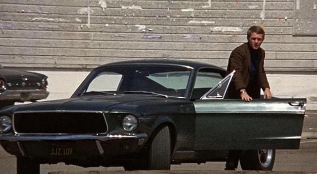 Famed Ford Mustang Sells for $3.4 Million
