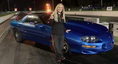 Car Chix Women of Motorsports January 2020: Capri Wesley