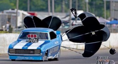 Today's Cool Car Find is this Camaro Funny Car for $50,000