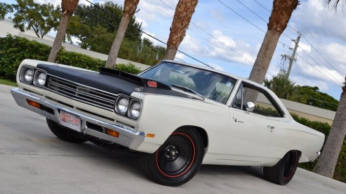 Today's Cool Car Find is this 1969 Plymouth Road Runner for $79,995