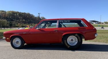 Today's Cool Car Find is this 1971 Chevy Vega Wagon for $10,500