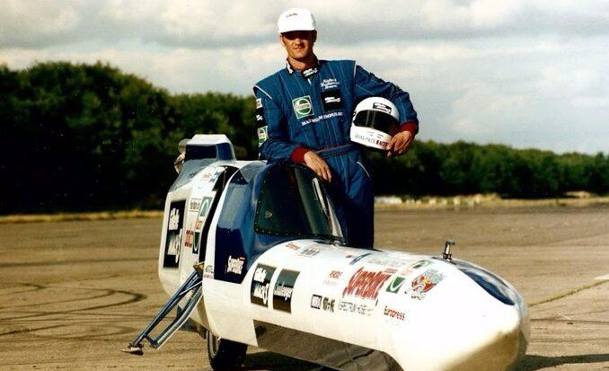 20 Years Ago: The Rocket Bike at Bonneville