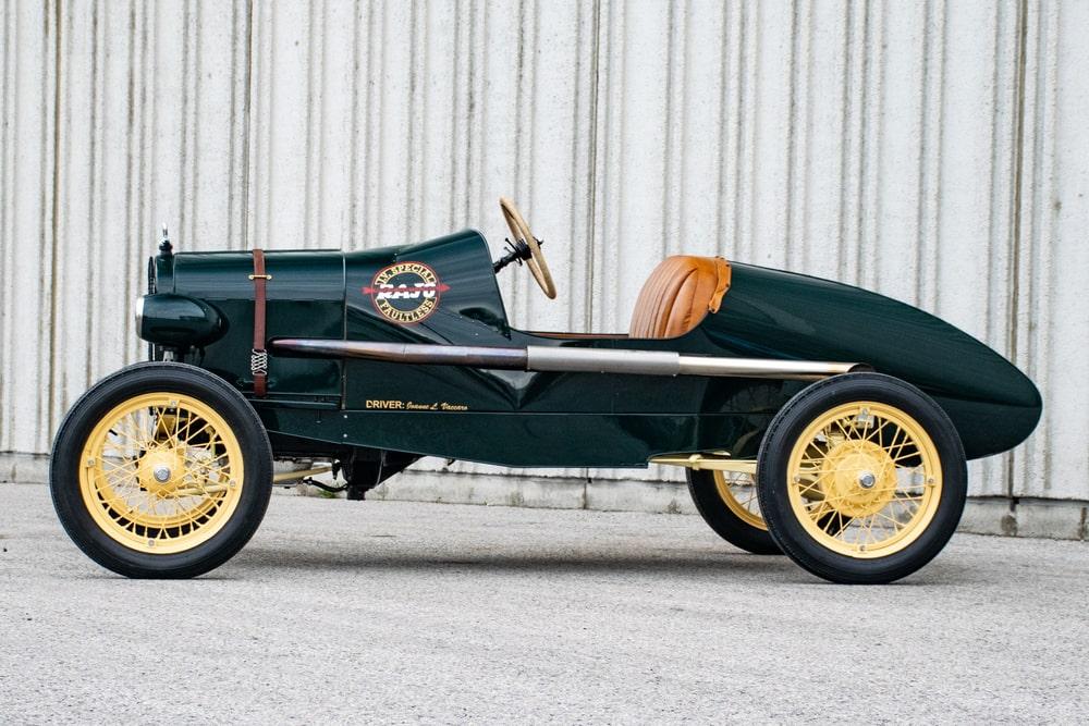 10 Race Cars from Barrett-Jackson's 2020 Scottsdale Auction