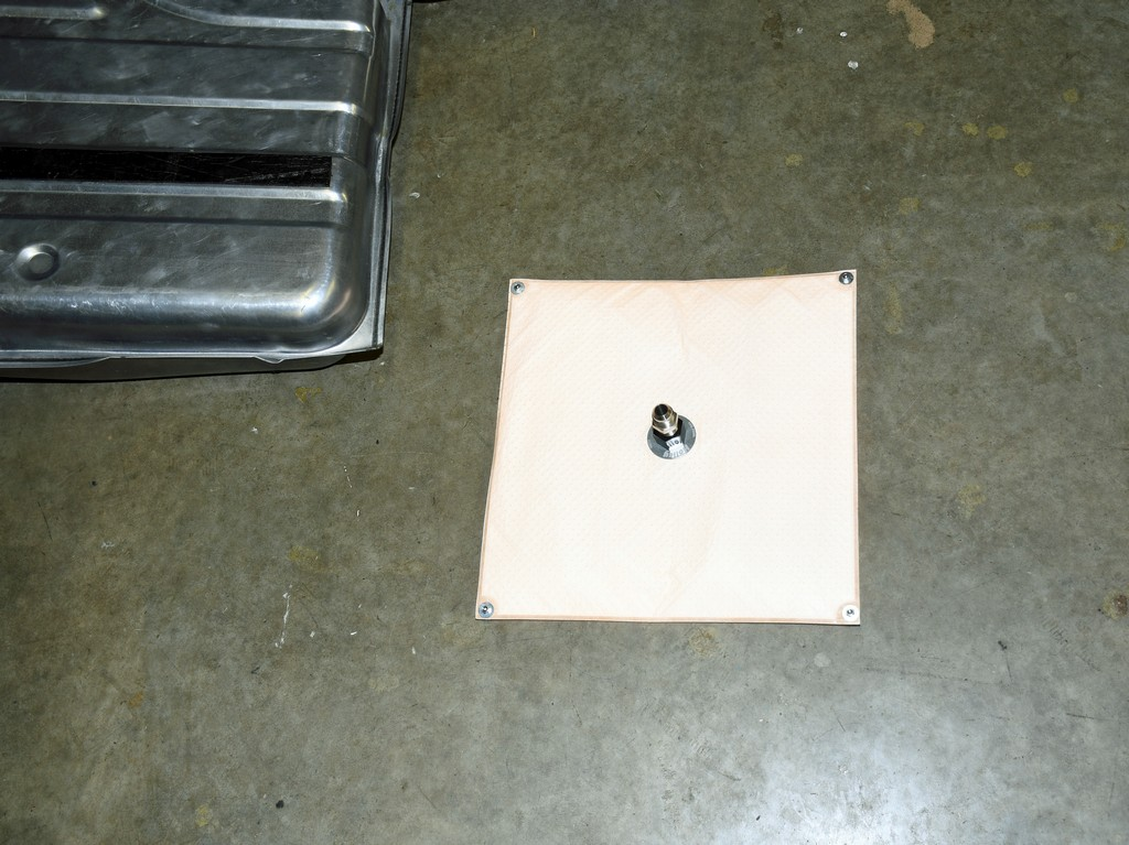 Building a (Semi) Hidden High Flow Fuel Delivery System Part 1