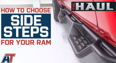 [Video] How to Choose the Right Side Steps for your Ram 1500