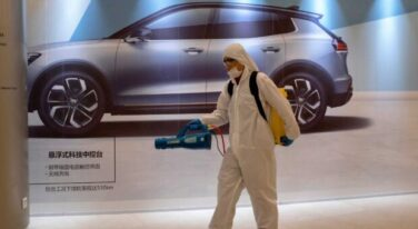 Bejing Auto Show cancelled because of Corona Virus