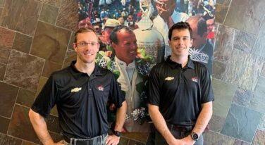 A.J. Foyt Racing Completes No. 14 Lineup