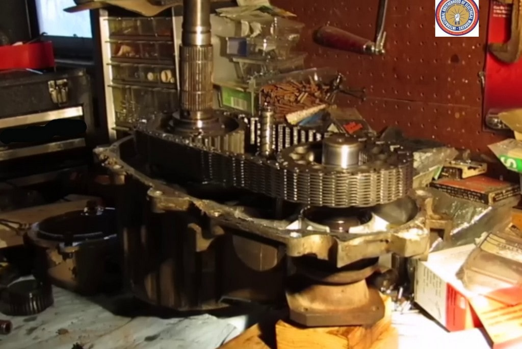 Modifying Your GMT400's Transfer Case for Use with a 4L80E