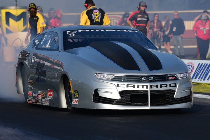 Chris McGaha at Pomona 2020