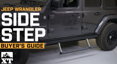 [Video] How to Choose the Right Side Steps for Your Wrangler