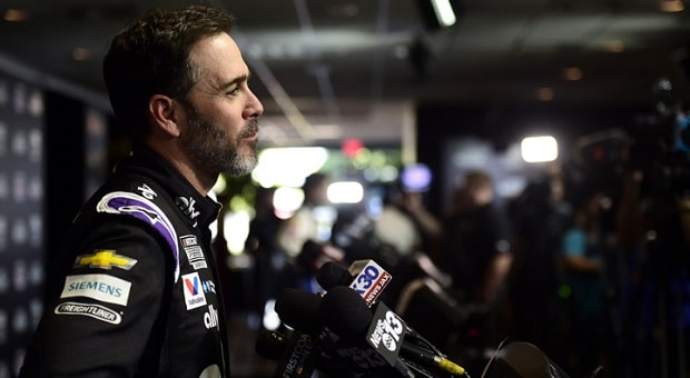 Jimmie Johnson Weighs Post-NASCAR Plans