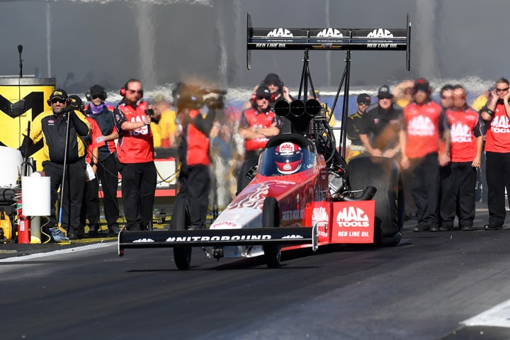 Kalitta in Pomona 2020