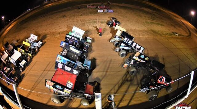 Lexington 104 Speedway