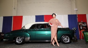 Mitzi's Pinup Corner: GNRS 2020 Trophy Girl 3rd Place Finalist, Rockie Gold