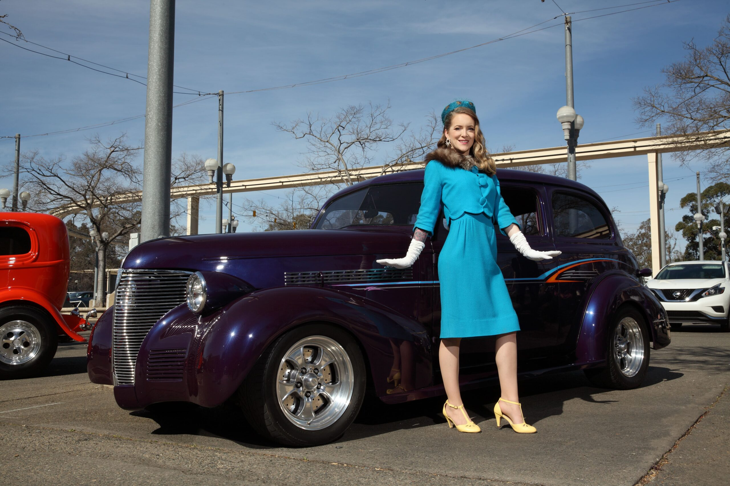 Mitzi's Pinup Corner: Meet Pepper Golightly