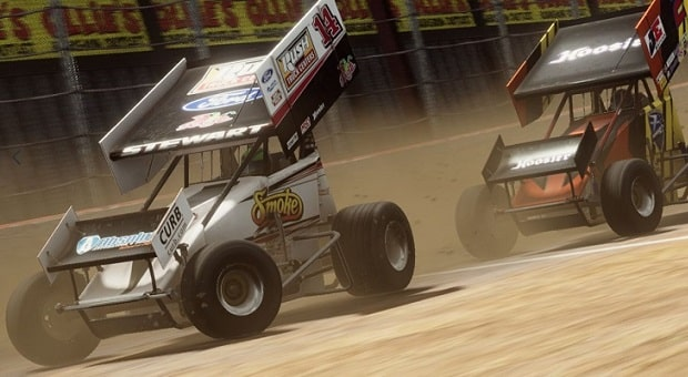 Tony Stewart Launches Sprint Car Video Game