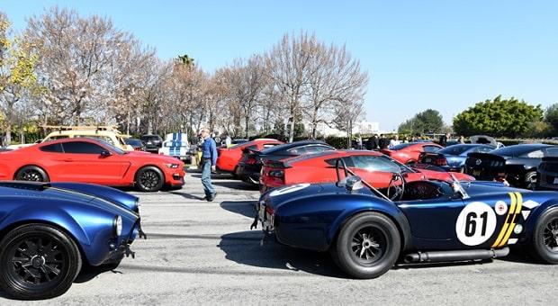 Celebrating Ford v Ferrari
