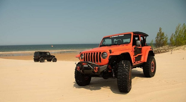 A Jeep Owner's Guide to the Best First Mods