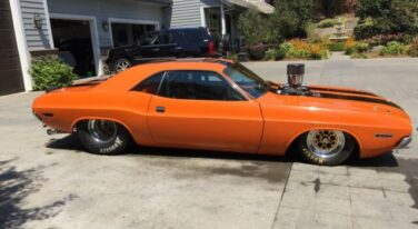 Today's Cool Car Find is this 1970 Challenger $40,000
