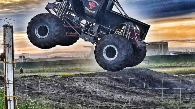 Today's Cool Car Find is this Monster Truck for $70,000