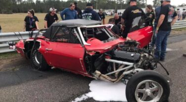 Street Outlaws' Veteran Shannon Poole Involved in Scary Crash