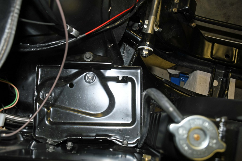 Building a (Semi) Hidden High Flow Fuel Delivery System Part 4