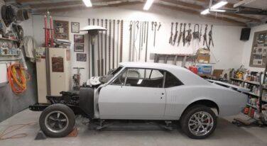 Phil's '67 Pontiac Firebird 400 Resto Mod