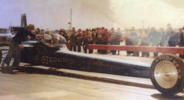 John Alan Hudson and the Texas Starship