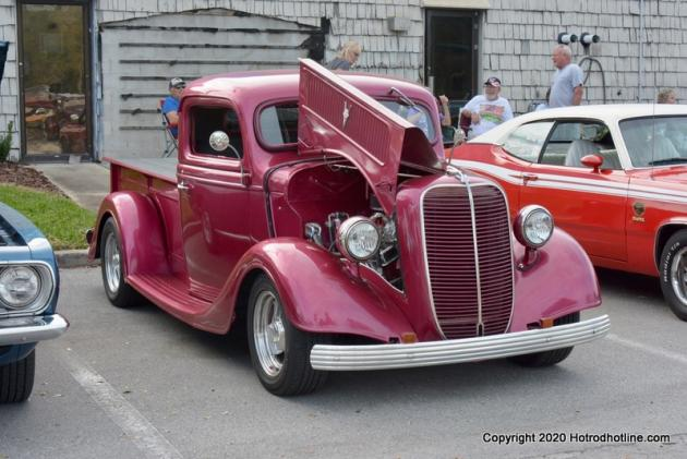 [Gallery] Ormond Beach Daily Cruise-In