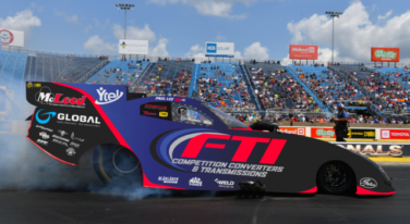 Paul Lee to Unveil New FTI Performance Livery for the NHRA Gator Nationals