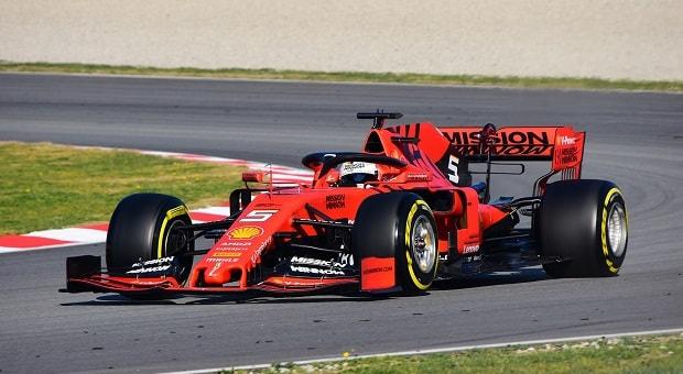 F1 Team Creating Respirator Alternative