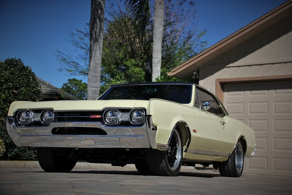 Against ALL Odds: a 67 Oldsmobile 442