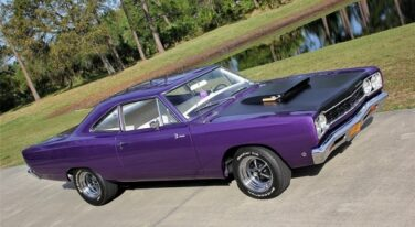 "1968 Plymouth Roadrunner ""Purple Haze"""