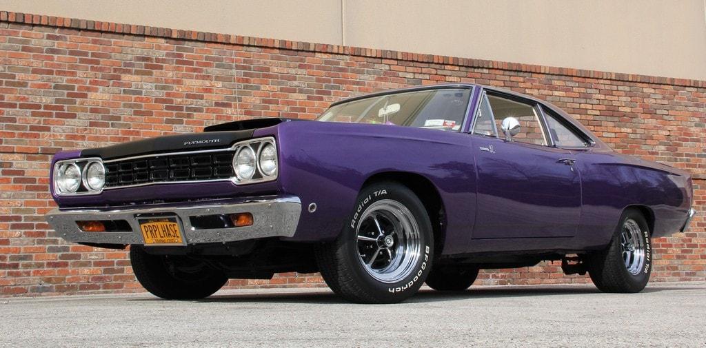 "1968 Plymouth Roadrunner ""Purple Haze"""