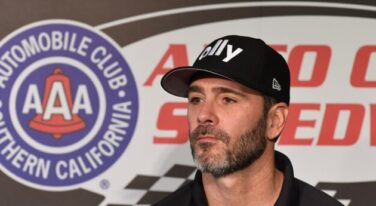 Will Jimmie Johnson Go Out On Top?